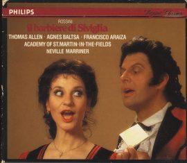 Rossini: Il barbiere di Siviglia CD Box set with booklet - Gioachino Rossini