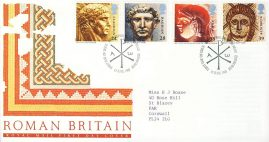 1993-06-15 Roman Britain Stamps FDC 99p cover refcd444 In good condition. With insert card. Please see larger photo and full description for details.
