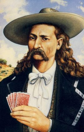 James Butler Wild Bill Hickok Scout for Custer 1993 USPS Postcard refUSA P4 Please see large photos and description for details.