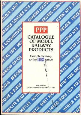 1992 vintage 72 page model railway catagloue in good clean used condition. Please read full description. . Some marks on the cover.
