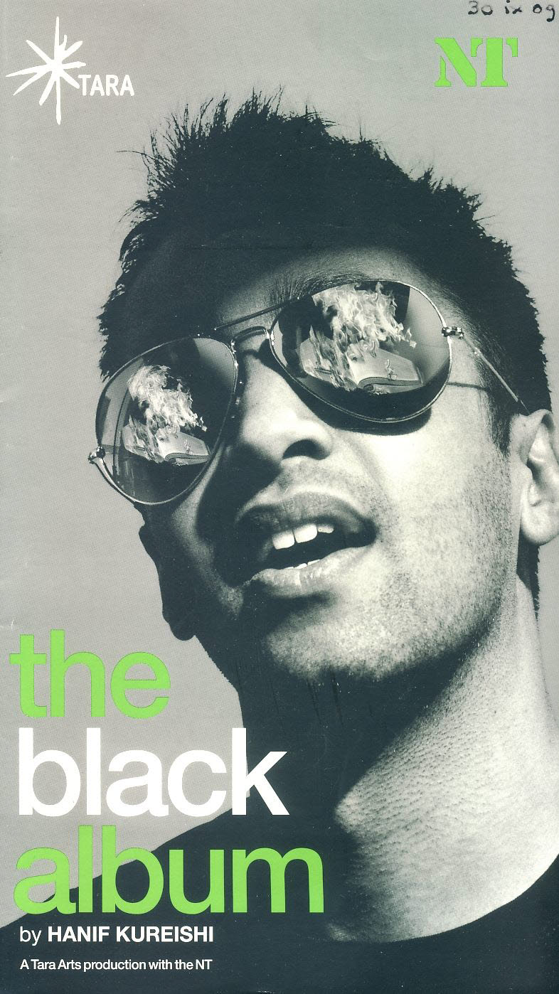 the black album by Hanif Kureishi 2009 National Theatre Programme refb100952 Used Programme in Good Condition. Measure approx 13.5cm x 24cm Date written in cover.