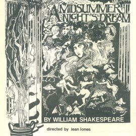A Midsummer Night's Dream 1988 NEWPORT Apollo Theatre folded-paper Programme refb101029 Pre-owned Programme in Good Condition. Measures approx 15.5cm x 21.5cm Date written on cover.