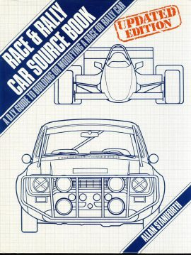 Race & Rally Car Source Book A D.I.Y Guide 1988 updated edition HAYNES F572 Hardback Book with Dustjacket VGC ref098