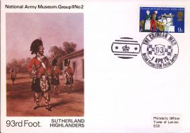 1970-04-01 National Army Museum Group II no2 93rd Foot Sutherland Highlanders Crimean War nb.small mark refB12
