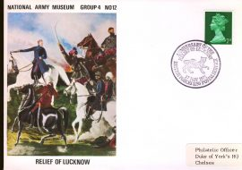 1971-11-17 National Army Museum Group 4 No.12 Relief of Lucknow refB31