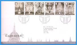2008-05-13 Cathedral Stamps First Day Cover refc74