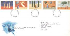 1981-08-12 Duke of Edinburgh Award Scheme 25th Anniversary Gutter Pair Stamps Benham Silk BOCS(2)7 FDC rcd89