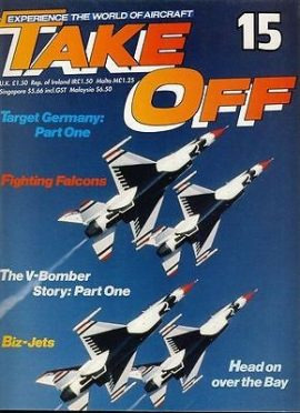 TAKE OFF Aircraft Magazine 15 Germany Falcons V Bomber Jets