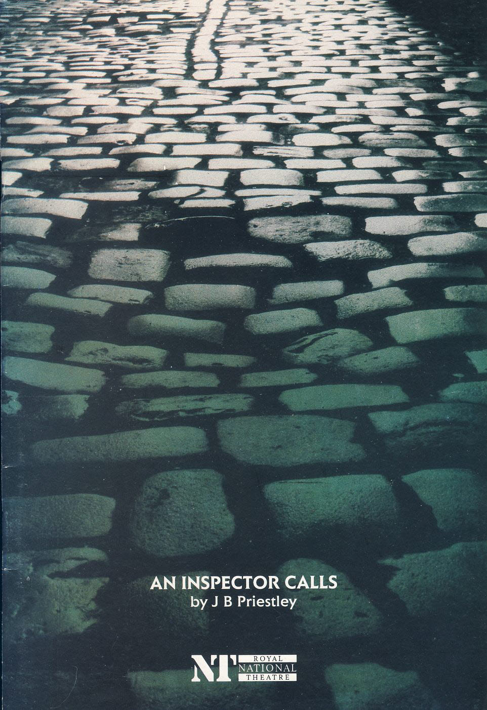 An Inspector Calls JB PRIESTLEY 1992 Royal National Theatre Programme refb101059 Pre-owned Programme in Good Condition. Measures approx 17cm x 24cm