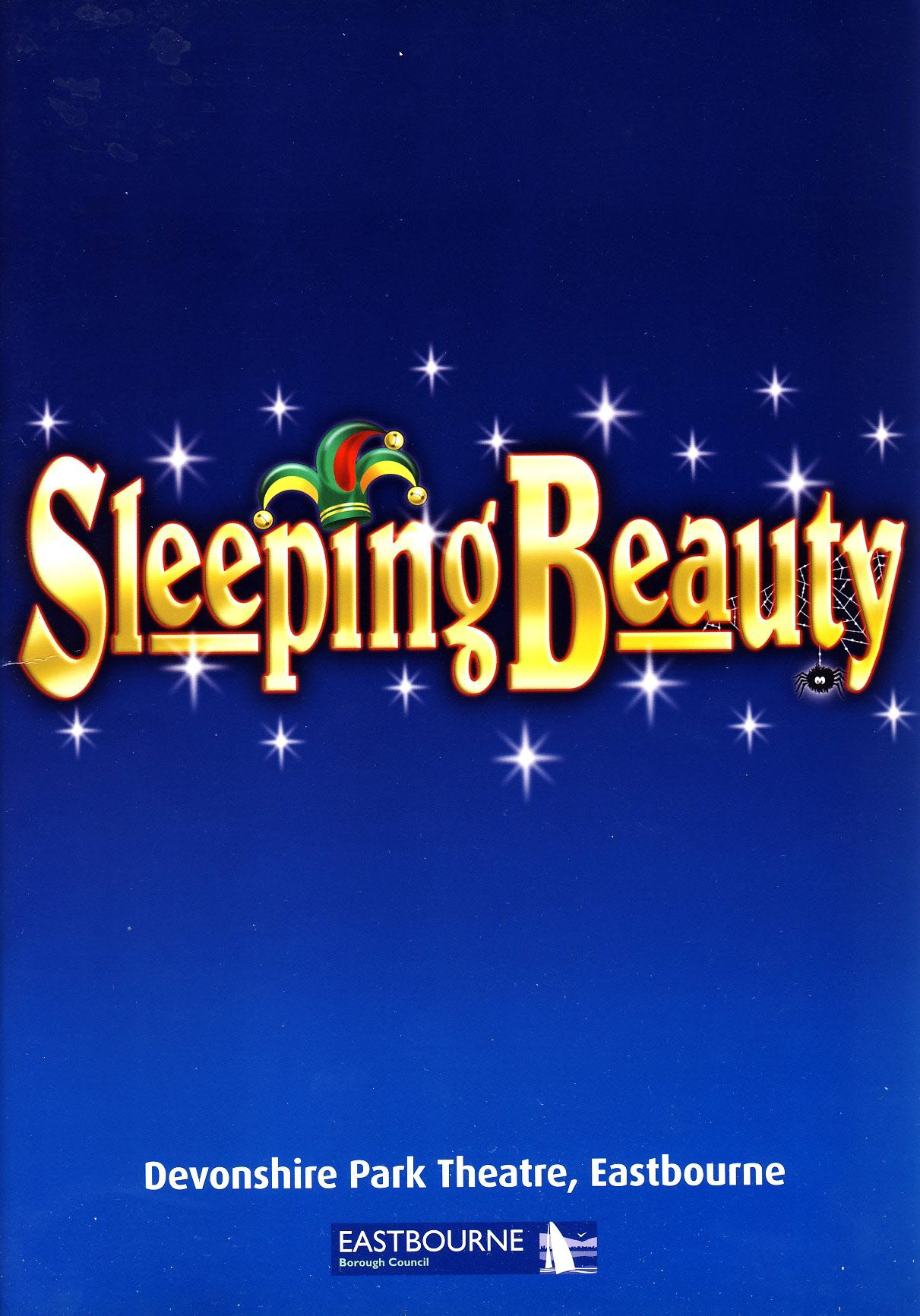 2013 Sleeping Beauty EASTBOURNE Theatre Programme refb101185 Pre-owned Programme in Very Good Condition. Measures approx 21cm x 29.5cm