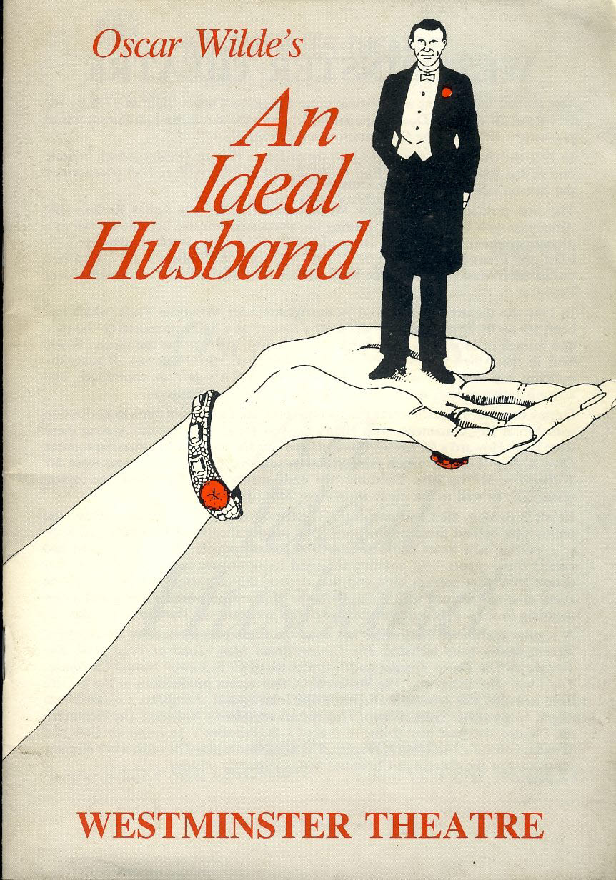 An Ideal Husband 1989 Westminster Theatre Programme refb101094 Pre-owned Programme in Good Condition. Measures approx 14.5cm x 21cm