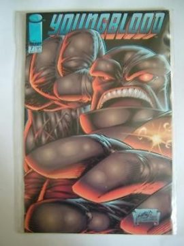 Good Condition. Comic looks like it has been read. Handling crease to top edge.