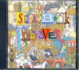 Storybook Weaver Deluxe Windows CD-ROM pre-owned refS4
