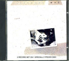 FLEETWOOD MAC 2 record set on 1 CD pre-owned refS4