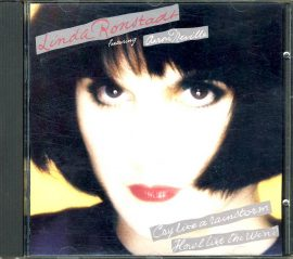 LINDA RONSTADT feat. Aaron Neville CD Cry like A Rainstorm - Howl Like the Wind pre-owned refS4