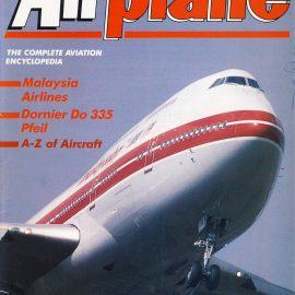 Airplane Magazine part 156 North American F86 Sabre