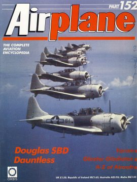Airplane Magazine part 152 Douglas SBD Dauntless