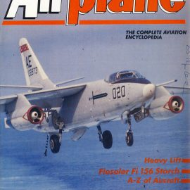 Airplane Magazine part 145 ORBIS Douglas A-3 Skywarrior Very good. Writing on cover. Please see large photo for more information and view condition.
