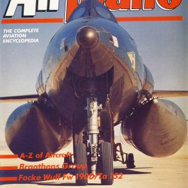 Airplane Magazine part 179 ORBIS North American X-15 FOCKE WULF Fw190D/Ta 152 Very good. Writing on cover. Please see large photo for more information and view condition.