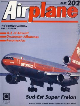 Airplane Magazine part 202 Sud-Est Super Frelon