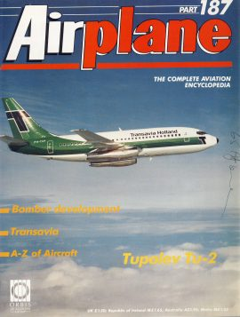 Airplane Magazine part 187 Tupolev Tu-2