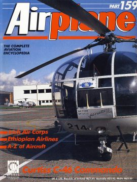 Airplane Magazine part 159 Curtiss C-46 Commando
