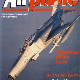 Airplane Magazine part 125 ORBIS Westland Navy Lynx GULF WAR Fed Ex Very good. Light scuffing and writing on cover. Please see large photo for more information and view condition.