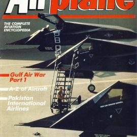 Airplane Magazine part 123 ORBIS Lockheed P-80/T-33/F-94 GULF WAR Pakistan Very good. Writing on cover. Please see large photo for more information and view condition.