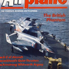 Airplane Magazine part 213 ORBIS British Phantom