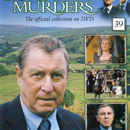 Bantling Boy #39 MidSomer Murders Magazine + DVD JOHN NETTLES Magazine and DVD in very good used condition. Please see large photo for more information and view condition.