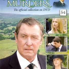 King's Crystal #54 MidSomer Murders Magazine + DVD JOHN NETTLES Magazine and DVD in very good used condition. Please see large photo for more information and view condition.