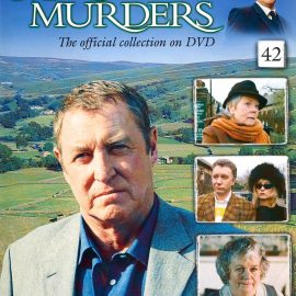 Sauce for the Goose #42 MidSomer Murders Magazine + DVD JOHN NETTLES Magazine and DVD in very good used condition. Please see large photo for more information and view condition.