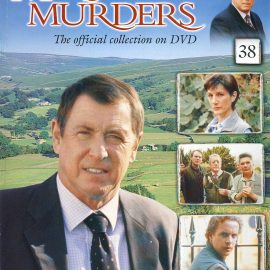 Orchis Fatalis #38 MidSomer Murders Magazine + DVD JOHN NETTLES Magazine and DVD in very good used condition. Please see large photo for more information and view condition.