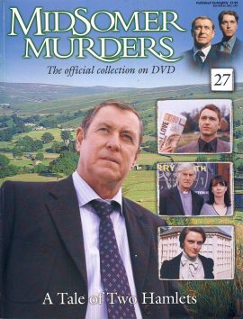A Tale of Two Hamlets #27 MidSomer Murders Magazine + DVD JOHN NETTLES Magazine and DVD in very good used condition. Please see large photo for more information and view condition.