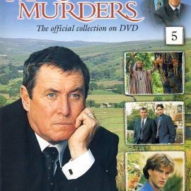 Death in Disguise #5 MidSomer Murders Magazine + DVD JOHN NETTLES Magazine and DVD in very good used condition. Please see large photo for more information and view condition.