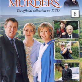Dead Man's Eleven #8 MidSomer Murders Magazine + DVD JOHN NETTLES Magazine and DVD in very good used condition. Please see large photo for more information and view condition.