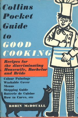Collins Pocket Guide 256 pages. Recipes for the discriminating Housewife