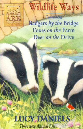 Badgers by the Bridge