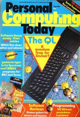 Programming VIC 20