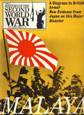 History of the Second World War Magazine #26 MALAYA British Arms