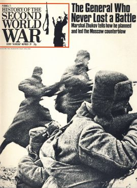 History of the Second World War Magazine #29 Marshal Zhukov The General Who Never Lost a Battle A vintage Purnell's weekly magazine in good read condition. Please see larger photo and full description for details.