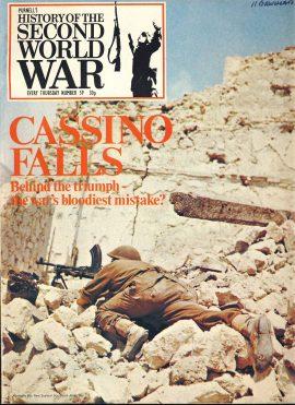 History of the Second World War Magazine #59 CASSINO FALLS Pyrrhic Victory