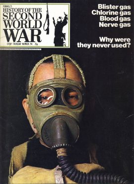 History of the Second World War Magazine #94 Blister Gas