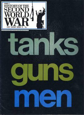 History of the Second World War Magazine #95 tanks guns men A vintage Purnell's weekly magazine in good read condition. Please see larger photo and full description for details.