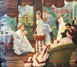 Tissot by Malcolm Warner Medici Society 1982 ref354 24 pages booklet measures approx 18cm x 21cm information with a mix of colour