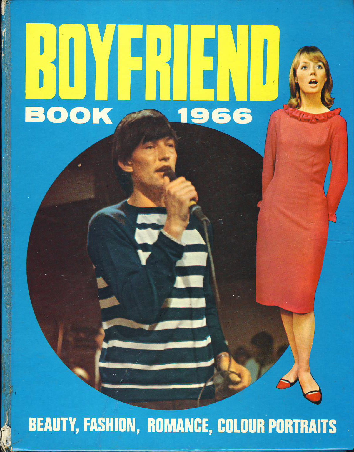 1966 BOYFRIEND BOOK hardback annual ref371 Pre-owned book in good clean condition for age. 158 pages - price unclipped. Please see large photo for more details.