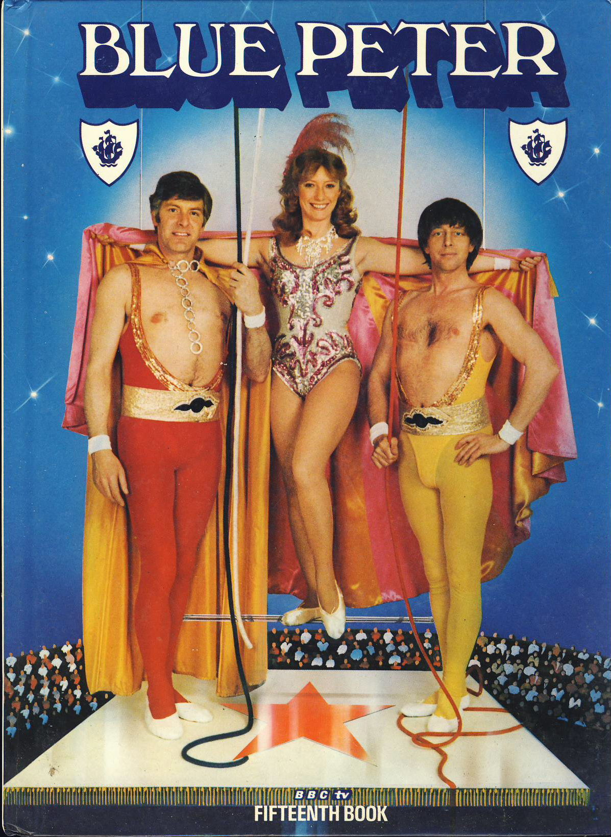 1978 Blue Peter BBC TV Fifteenth book ref374 Pre-owned book in good condition for age. Please see large photo for more details.