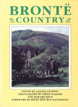 The Bronte Country 1994 hardback book with dustjacket ref380 Pre-owned book in very good clean intact condition for age. Please see large photo for more details.