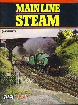 Mainline Steam 1982 IAN ALLEN SLOA Railway World softback book ref385 Steam Locomotive Operators Association Handbook. Pre-owned book in good clean condition for age. Please see large photo for more details.