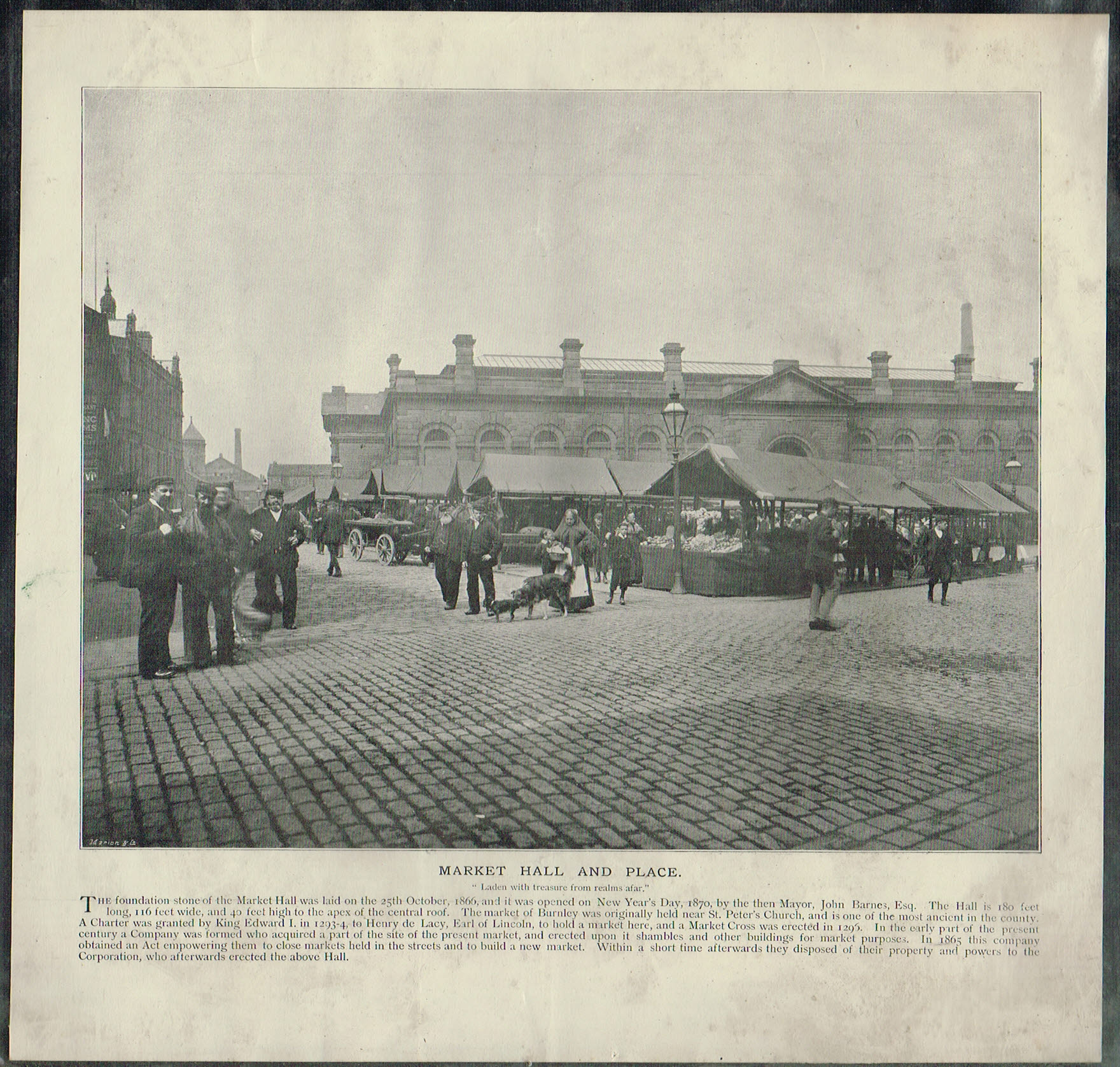 Vintage BURNLEY Banks 1854 1876 1894 newspaper print photos MARKET HALL PLACE  refS4 Great social and commercial history of Burnley.  Measures approx 28cm x 29cm  1 page (2 pictures - front and reverse). May be cuttings from full size newspapers. No dates. Please read the full description and see photo.